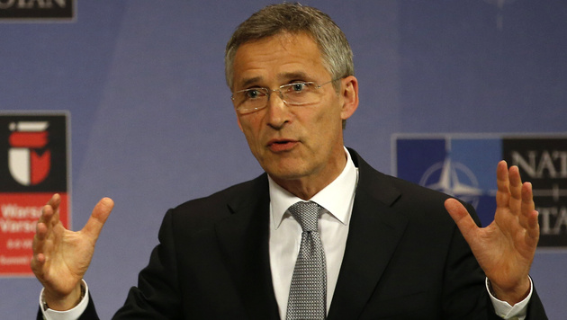 NATO-Generalsekretär Jens Stoltenberg (Bild: Associated Press)