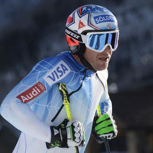 Bode Miller auch mit 39 Jahren noch im US-Team (Bild: APA/HANS KLAUS TECHT)