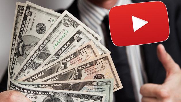 Die YouTube-Lüge: Wie Firmen Game-Streamer kaufen (Bild: flickr.com/Tax Credits, YouTube)