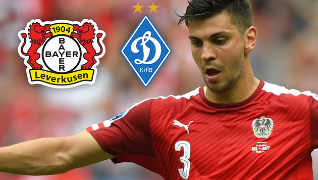 Posse um Dragovic: Leverkusen dementiert Wechsel (Bild: GEPA)