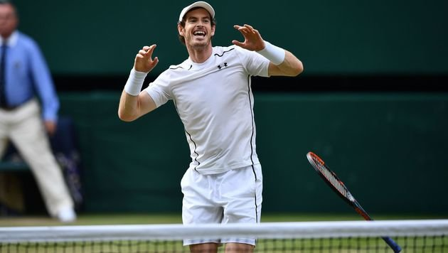 "Andy Murray lobt: ""Wien ist ein echter Klassiker"" (Bild: APA/AFP/LEON NEAL)"