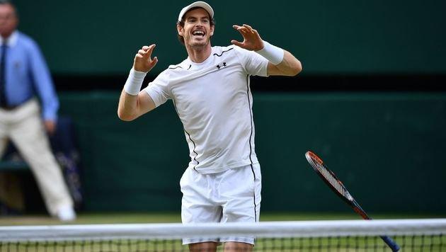 """""""Ein Albtraum!"""" Murray verzichtet auf Davis-Cup (Bild: APA/AFP/LEON NEAL)"""