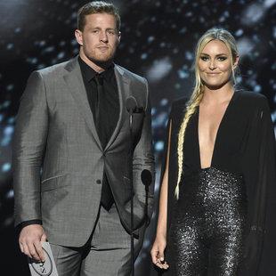 Hat sich Lindsey Vonn diesen NFL-Star geangelt? (Bild: Chris Pizzello/Invision/AP)