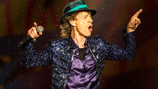 Mick Jagger (Bild: Brazil Photo Press/face to face)