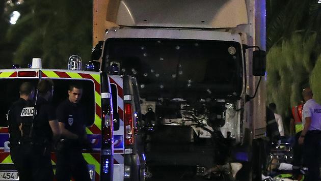 Außenamt: Keine Hinweise auf österreichische Opfer (Bild: AFP)