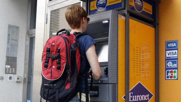 Bankomatgebühr: Gesetz für Verbot in Arbeit (Bild: APA/GEORG HOCHMUTH)