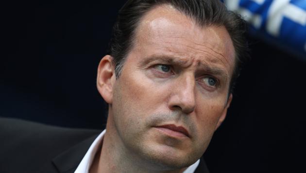 Belgiens Trainer Marc Wilmots entlassen (Bild: GEPA pictures/ Andreas Pranter)
