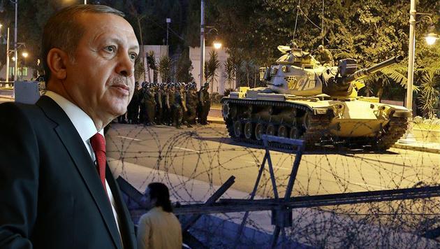 Erdogan verlängert Ausnahmezustand in der Türkei (Bild: twitter.com, AFP)