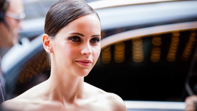 Felicity Jones (Bild: Viennareport)