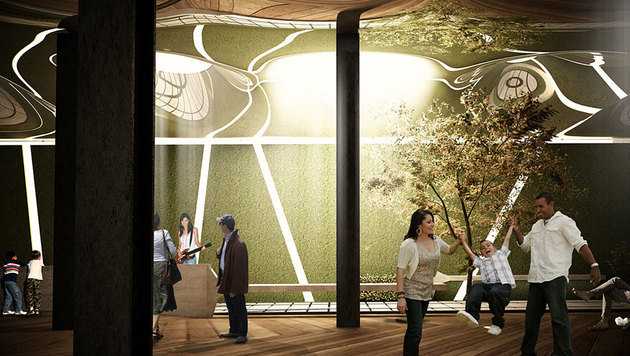 New York genehmigt Bau von unterirdischem Park (Bild: TheLowline.org)