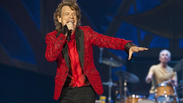Mick Jagger (Bild: AP)