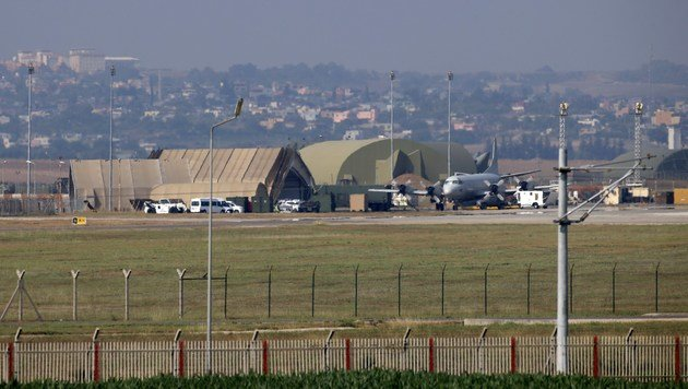 NATO-Luftwaffenbasis in Incirlik (Bild: AFP)