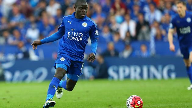 Leicesters Kante wechselt zu Rapid-Gegner Chelsea (Bild: GEPA pictures/ Ch. Kelemen)