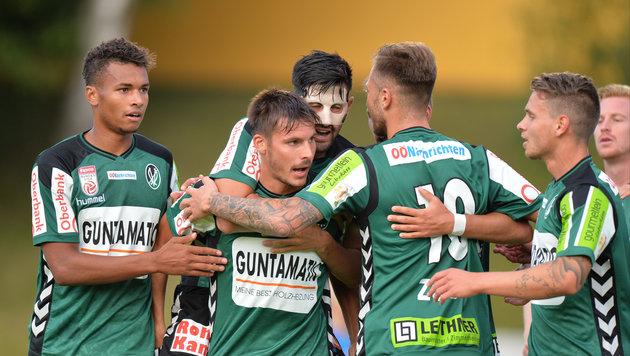 Ried und Altach setzen sich im ÖFB-Cup durch (Bild: GEPA)