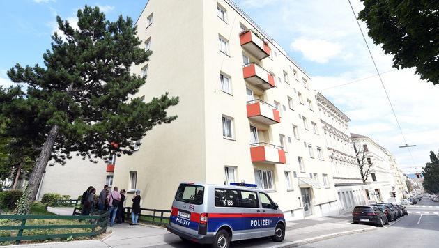 Wiener (37) nach Attacke auf Polizisten erschossen (Bild: APA/HERBERT P. OCZERET)