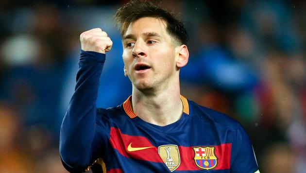 Barcelona bietet Lionel Messi Mega-Vertrag an (Bild: GEPA)