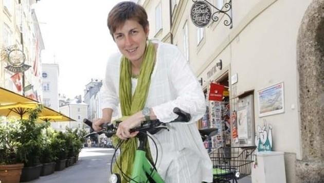 Rössler lässt sich die ÖVP-Kritik über ihr Ressort nicht bieten. (Bild: Markus Tschepp)