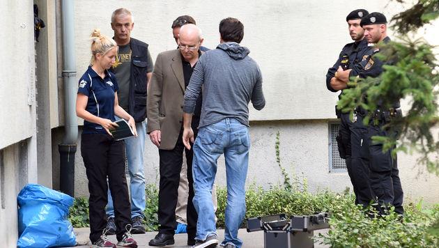 """Wiener zu Nachbarn: """"Ich werde euch alle töten"""" (Bild: APA/HERBERT P. OCZERET)"""