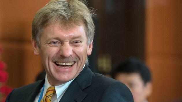 Kreml-Sprecher Dmitri Peskow (Bild: APA/AFP/SERGEI GUNEEV)