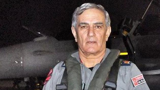 Akin Öztürk soll der Anführer der Putschisten gewesen sein. (Bild: EPA)