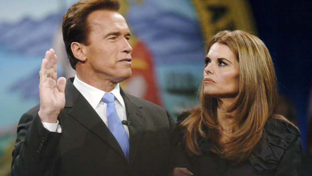 Schwarzenegger und Shriver leben seit 2011 getrennt. (Bild: (c) AP)