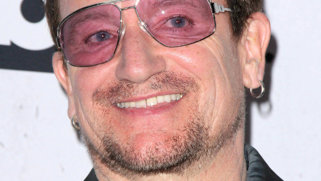 Bono (Bild: MediaPunch/face to face)