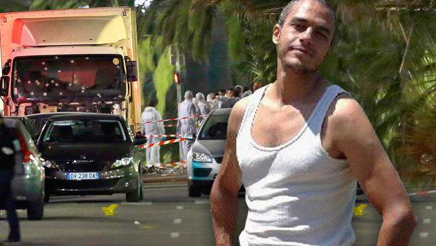 Der Attentäter von Nizza (Bild: Maxppp, AP)
