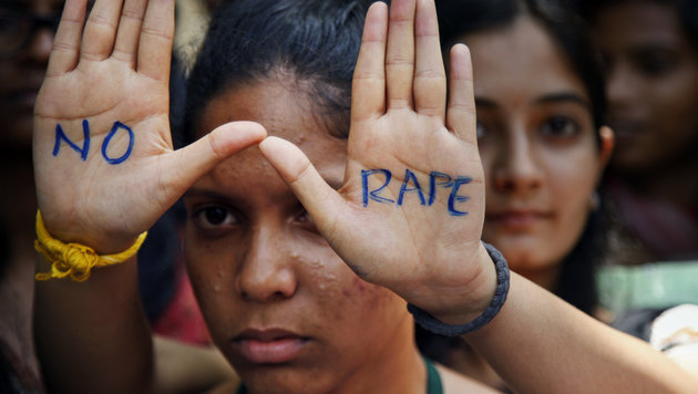 Inderin (21) von selben Tätern erneut vergewaltigt (Bild: AP (Symbolbild))