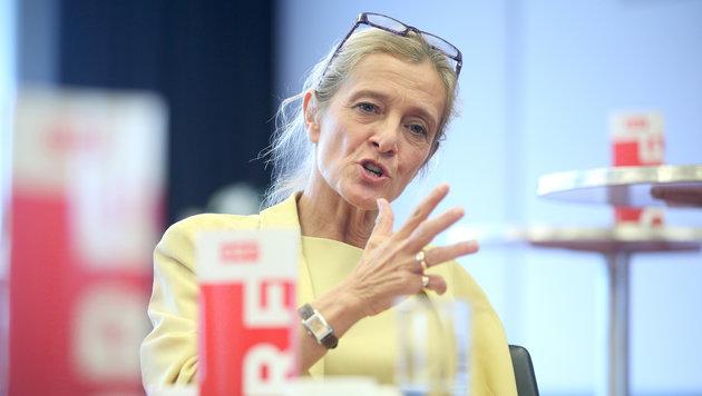 Kathrin Zechner (Bild: APA/Georg Hochmuth)