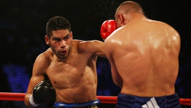 In Las Vegas verliert Abraham gegen Ramirez seinen WM-Titel nach Punkten. (Bild: APA/AFP/GETTY IMAGES/Christian Petersen)