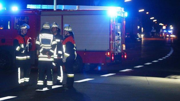 Bayern: Flüchtling (17) richtet Blutbad in Zug an (Bild: EPA)