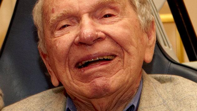 Der Schauspieler Ossy Kolmann auf einem Archivbild aus dem Jahr 2009. (Bild: APA/Josefstadt)