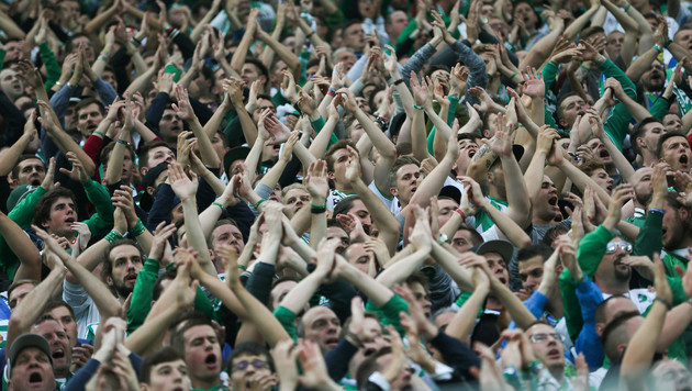 Bundesliga glaubt weiter an 10.000er-Schnitt (Bild: GEPA)