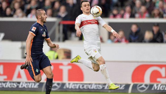 Kurios: Fan will Stuttgart-Star bei Ebay verkaufen (Bild: GEPA)