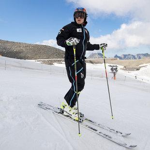 Mayer nach Brutalo-Sturz wieder auf Skiern (Bild: APA/EXPA/JOHANN GRODER)
