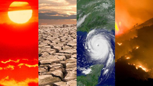 NOAA: Juni bricht erneut globalen Temperaturrekord (Bild: NOAA)
