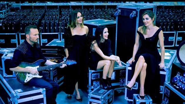 The Corrs: Ein Comeback mit Knalleffekt (Bild: Warner Music)