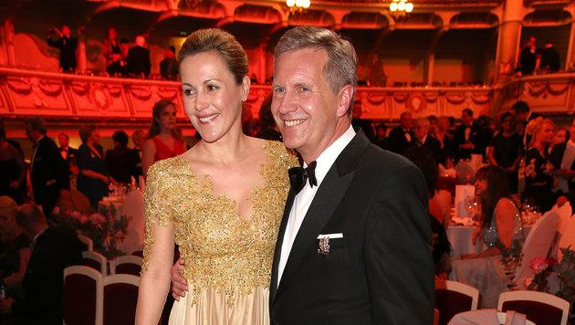 Christian und Bettina Wulff (Bild: Viennareport)