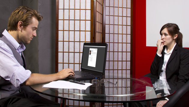 Diese Fehler im Job-Interview kosten Sie den Job (Bild: thinkstockphotos.de)