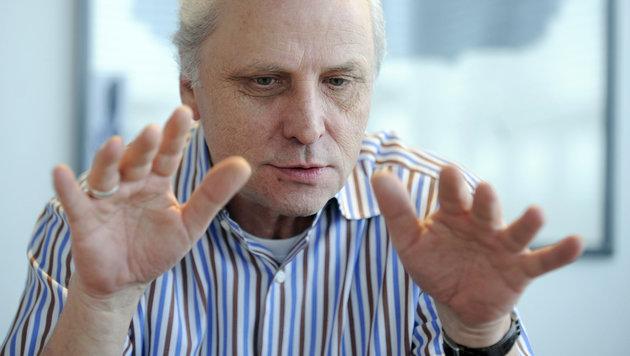 Ex-Programmdirektor Lorenz rechnet mit ORF ab (Bild: APA/ROLAND SCHLAGER)