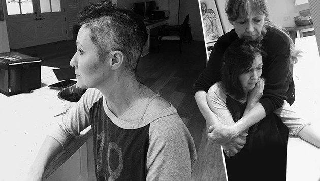 Shannen Doherty feiert berührende Krebs-Party (Bild: facebook.com)