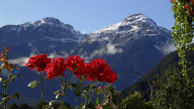 Zillertal zum Rofangebirge (Bild: Herta Markl)