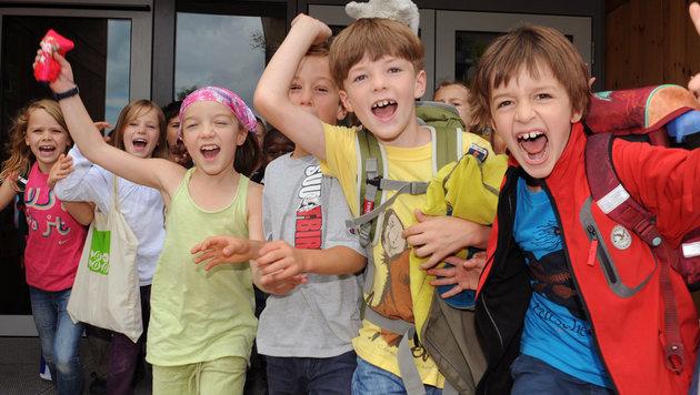 Warum deutsche Schulen um vieles besser sind (Bild: dpa)