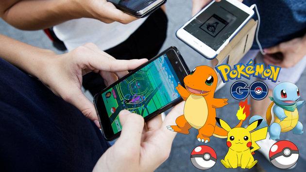 Bundesheer warnt vor Pokémon-Jagd in Sperrgebieten (Bild: EPA)