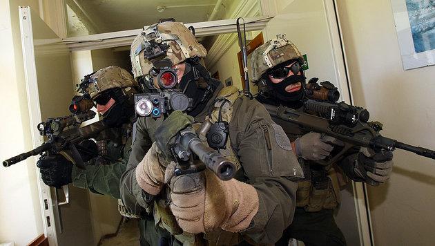 Sicherheitskabinett: Mehr Aufgaben für unser Heer (Bild: Zwefo)