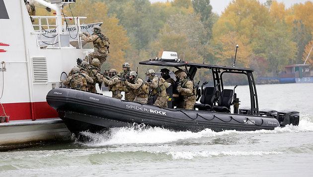 Sicherheitskabinett: Mehr Aufgaben für unser Heer (Bild: Klemens Groh)