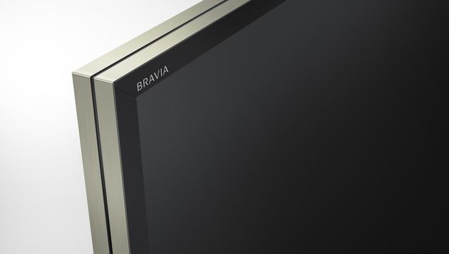 Sony Bravia ZD9 kommt mit neuer Displaytechnologie (Bild: Sony)