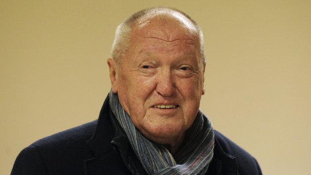 Ernst Plech (Bild: APA/HERBERT PFARRHOFER)