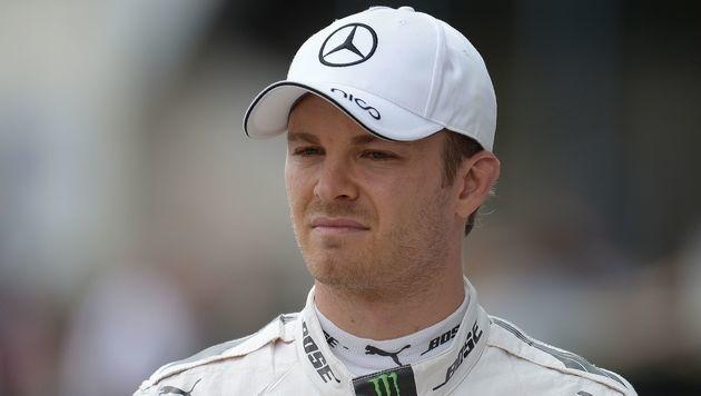 Rosberg-Vorfall sorgt für verschärfte Regeln (Bild: APA/AFP/OLI SCARFF)