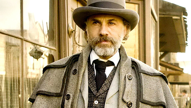 """Christoph Waltz in """"Django Unchained"""" (Bild: face to face)"""